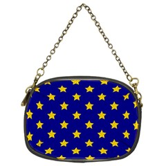 Star Pattern Chain Purses (two Sides)