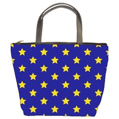 Star Pattern Bucket Bags