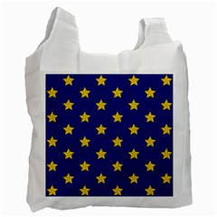 Star Pattern Recycle Bag (two Side)