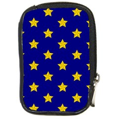 Star Pattern Compact Camera Cases