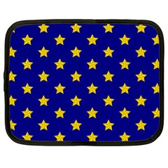 Star Pattern Netbook Case (xl)