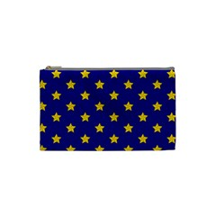 Star Pattern Cosmetic Bag (small)