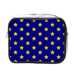 Star Pattern Mini Toiletries Bags