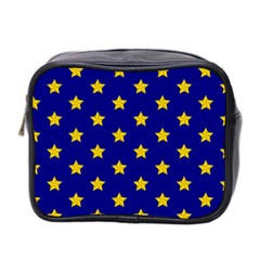 Star Pattern Mini Toiletries Bag 2 Side