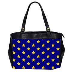 Star Pattern Office Handbags (2 Sides)