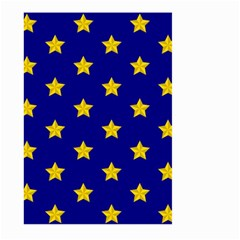 Star Pattern Large Garden Flag (two Sides)