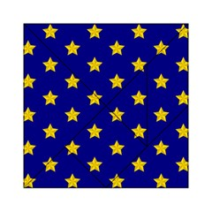 Star Pattern Acrylic Tangram Puzzle (6  X 6 )