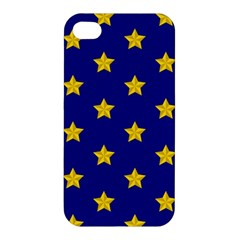 Star Pattern Apple Iphone 4/4s Premium Hardshell Case