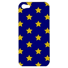 Star Pattern Apple Iphone 5 Hardshell Case