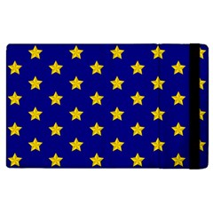 Star Pattern Apple Ipad 3/4 Flip Case