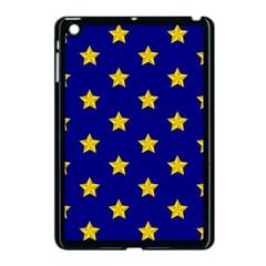 Star Pattern Apple Ipad Mini Case (black)