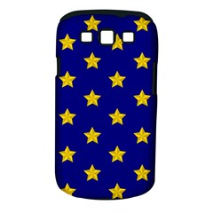 Star Pattern Samsung Galaxy S Iii Classic Hardshell Case (pc+silicone)