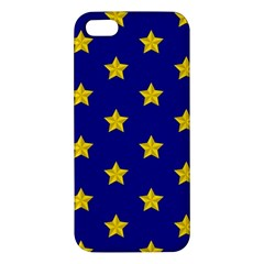 Star Pattern Apple Iphone 5 Premium Hardshell Case