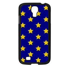 Star Pattern Samsung Galaxy S4 I9500/ I9505 Case (black)
