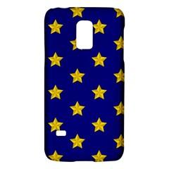 Star Pattern Galaxy S5 Mini