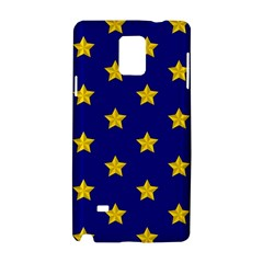 Star Pattern Samsung Galaxy Note 4 Hardshell Case