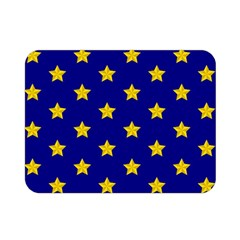 Star Pattern Double Sided Flano Blanket (mini)