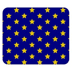 Star Pattern Double Sided Flano Blanket (small)