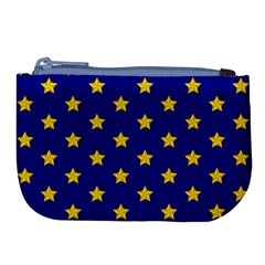 Star Pattern Large Coin Purse