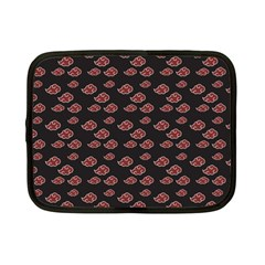 Cloud Red Brown Netbook Case (Small)
