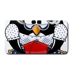 Grandma Penguin Medium Bar Mats
