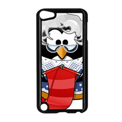 Grandma Penguin Apple Ipod Touch 5 Case (black)