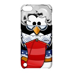 Grandma Penguin Apple Ipod Touch 5 Hardshell Case With Stand