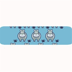 Funny Cow Pattern Large Bar Mats