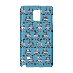 Funny Cow Pattern Samsung Galaxy Note 4 Hardshell Case