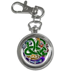 Celtic Ornament Key Chain Watches