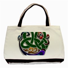 Celtic Ornament Basic Tote Bag (two Sides)