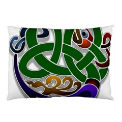 Celtic Ornament Pillow Case