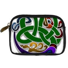 Celtic Ornament Digital Camera Cases