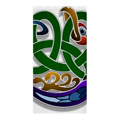 Celtic Ornament Shower Curtain 36  x 72  (Stall)