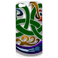 Celtic Ornament Apple Iphone 5 Hardshell Case