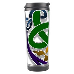 Celtic Ornament Travel Tumbler