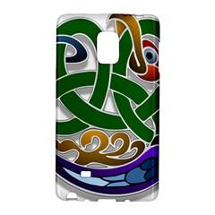 Celtic Ornament Galaxy Note Edge