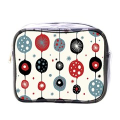 Retro Ornament Pattern Mini Toiletries Bags