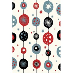 Retro Ornament Pattern 5 5  X 8 5  Notebooks