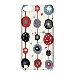 Retro Ornament Pattern Apple Ipod Touch 5 Hardshell Case With Stand