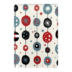 Retro Ornament Pattern Samsung Galaxy Tab Pro 12 2 Hardshell Case