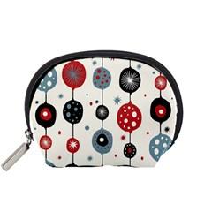 Retro Ornament Pattern Accessory Pouches (Small)