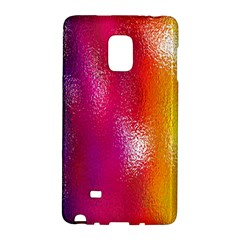 Color Glass Rainbow Green Yellow Gold Pink Purple Red Blue Galaxy Note Edge