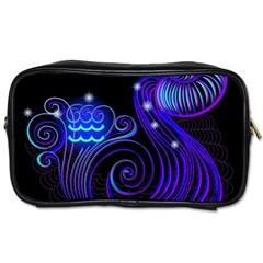 Sign Aquarius Zodiac Toiletries Bags