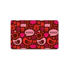 Xoxo! Magnet (name Card)