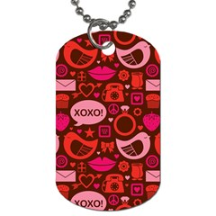 Xoxo! Dog Tag (Two Sides)
