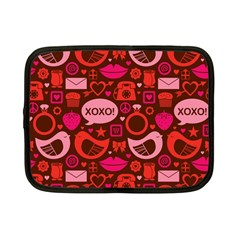Xoxo! Netbook Case (Small)