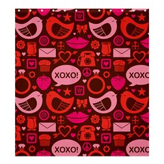 Xoxo! Shower Curtain 66  x 72  (Large)