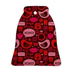 Xoxo! Ornament (bell)