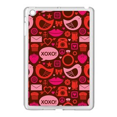 Xoxo! Apple Ipad Mini Case (white)